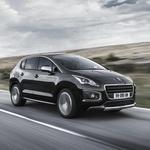 Leta 2013 so prvo generacijo Peugeota 3008 vizualno in tehnično posodobili. (foto: Peugeot)