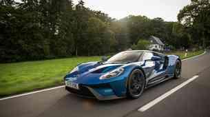 Vozili smo: Ford GT/Focus ST - Hvala, Enzo Ferrari!