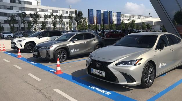 Drive me: Toyotina inovativna mobilnost (foto: Tomaž Porekar)