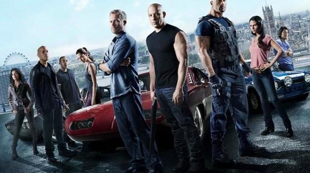 Vin Diesel razkril svoj avtomobil za prihodnji del franšize Hitri & Drzni (foto: Arhiv AM)