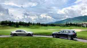 reportaža: Z BMW X7 in serijo 7 od Romunije do Bolgarije - Nezdružljiva nasprotja?