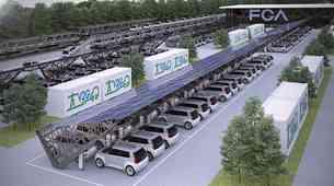 To je del Fiatovih načrtov za prihodnost v Evropi