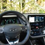 Novo v Sloveniji: Hyundai ioniq (foto: Jure Šujica)