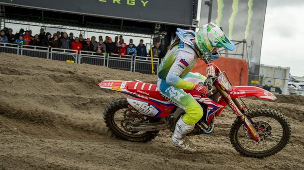 MXON: Slovenija gre naprej (foto: honda racing corp)