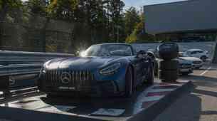 Jagodni izbor Mercedesovih zvezd znova na Vranskem - vključno z najbolj zaželeno