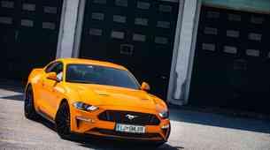 Kratki test: Ford Mustang GT