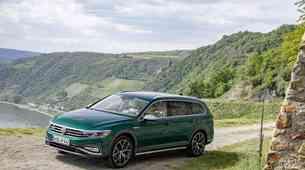 Volkswagen Passat in Passat GTE - Več je bolje