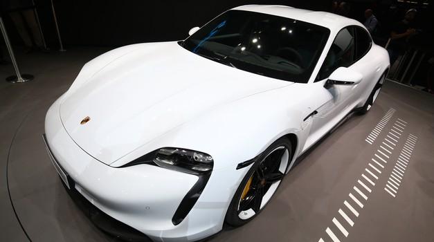 Audi in Porsche gonilni sili razvoja električnih avtomobilov v prihodnosti? (foto: Porsche)