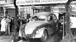 Mineva 70 let, odkar je Volkswagen znova postal nemški