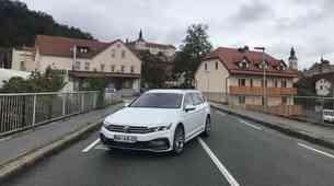 Novo v Sloveniji: Volkswagen Passat prenovljen