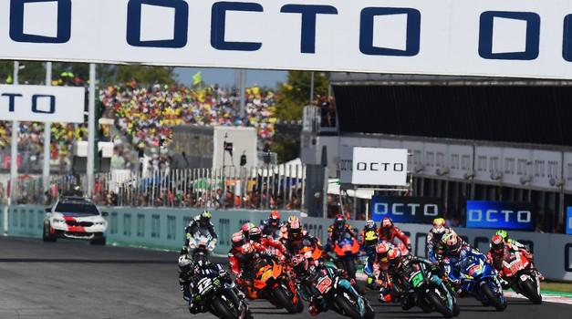 MotoGP se v sezoni 2022 vrača v Brazilijo (foto: Dorna)