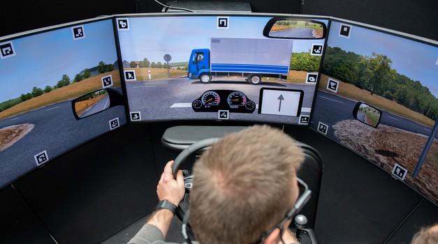 Preverite, ali ste res še sposobni opraviti vozniški izpit (foto: Zavarovalnica Triglav)