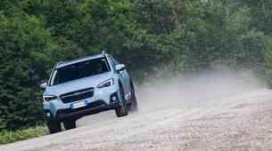 Kratki test Subaru XV 1,6 Lineartronic Premium