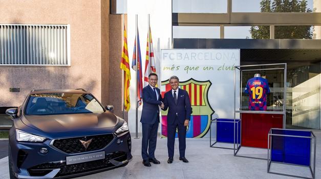 Kaj imata skupnega Lionel Messi in avtomobilska znamka Cupra? (foto: Cupra)