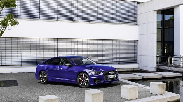 Audi nadaljuje svojo plugin ofenzivo z modelom A6 (foto: Audi)