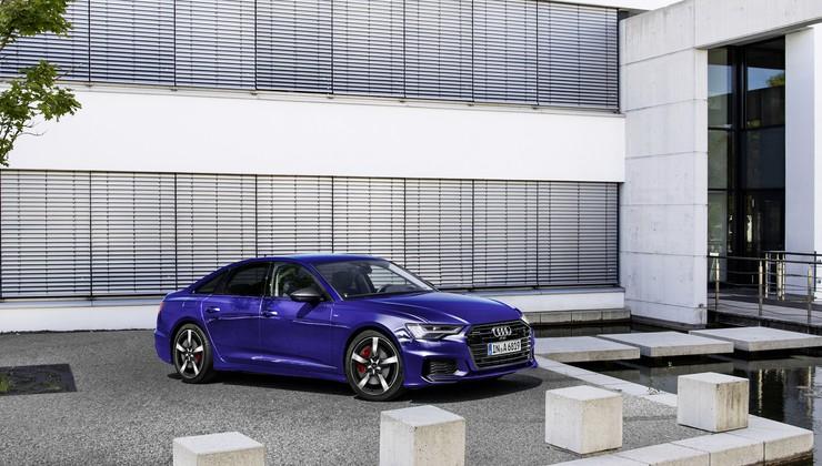 Audi nadaljuje svojo plugin ofenzivo z modelom A6