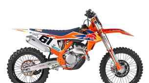 KTM bo trgovine kmalu napolnil z replikama motociklov Prada in Cairolija