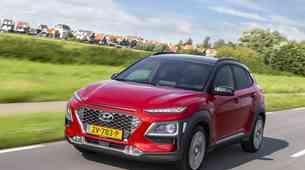 Novo v Sloveniji: Hyundai Kona Hybrid