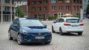 Vozili smo: Opel Astra