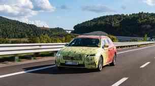 Nova Škoda Octavia je že na cesti