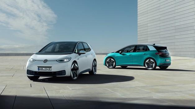Novi električni avtomobili - Električne novosti - kaj prihaja, kaj je že (skoraj) tu? (foto: Volkswagen)
