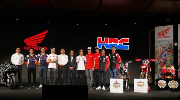 "Marc Marquez: ""Gajser je neverjeten dirkač."" (video) (foto: Honda Racing)"
