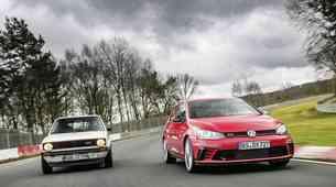 Kako je Volkswagen Golf zaznamoval zadnja štiri desetletja