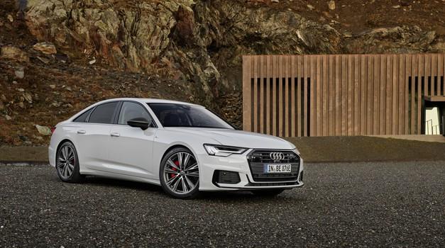 Letos v Sloveniji prodanih manj premijskih avtov, delež križancev raste (foto: Audi)