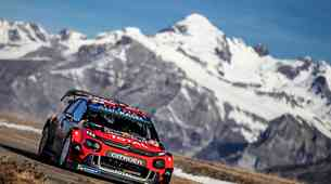 Citroen se (spet) poslavlja od prvenstva WRC