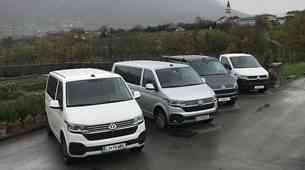 Novo v Sloveniji: Volkswagen Transporter in tudi Multivan