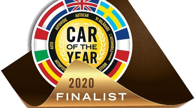 To so finalisti izbora za Evropski avto leta 2020 (foto: COTY)