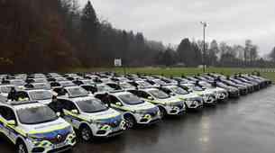 Avtomobilske novosti, s katerimi bodo slovenski policisti varovali meje