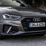 Novo v Sloveniji: Audi A4 (foto: Tomaž Porekar, Audi)