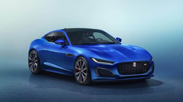 Jaguarjeva prenova za F-Type (foto: Jaguar)