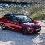 Novo v Sloveniji: Opel Corsa in Opel Astra (foto: Jure Šujica)