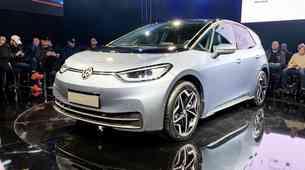 Novo v Sloveniji: Volkswagen ID.3
