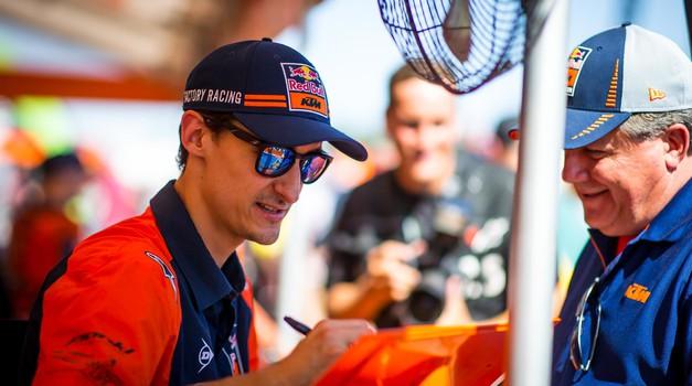 Superkros: Musquin zaradi poškodbe izločen iz prihajajoče sezone (foto: Simon Cudby (KTM))