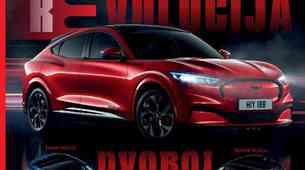 Izšel je novi Avto magazin! Testi: Mercedes-Benz GLE, Mazda CX-30, Volkswagen Passat ...