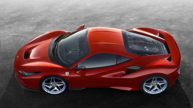 Električni Ferrari? Ne pred letom 2025! (foto: Ferrari)