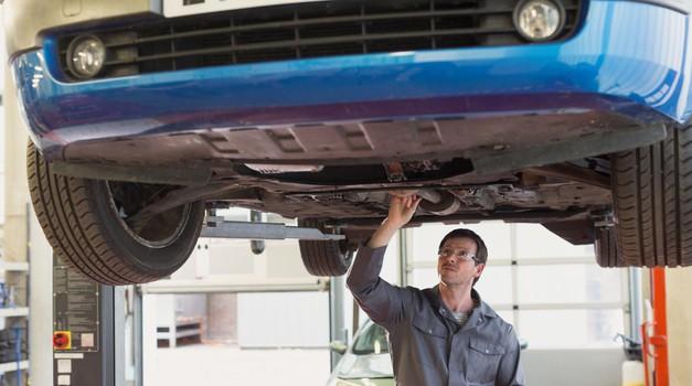 Tehnični pregledi: strah in trepet voznikov (foto: Profimedia)