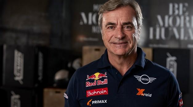 Video: Tako se je Carlos Sainz pripravil za Dakar 2020 (foto: Red Bull)