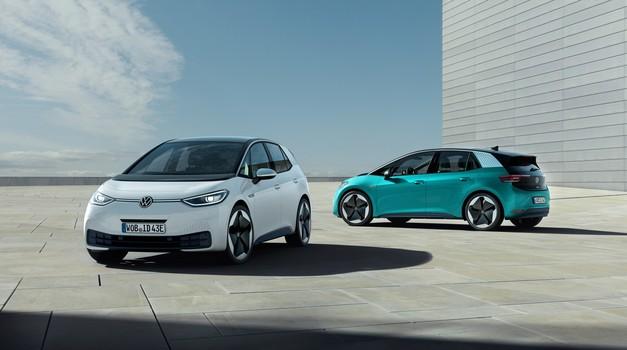 Takšni so novi Volkswagnovi električni načrti (foto: Volkswagen)