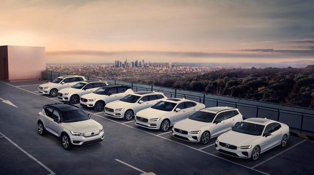 Daimler in Volvo nova avtomobilska partnerja (foto: Volvo)