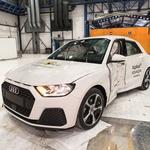 To so najbolj varni avtomobili leta 2019 (foto: Euro NCAP)