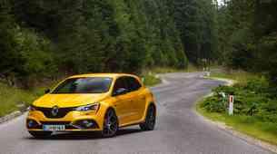 Renault Megane R.S. Trophy - Skoraj brez kompromisov