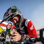 """""""Če želiš zmagati na Dakarju, se moraš temu popolnoma posvetiti"""" (foto: Monster Energy)"""