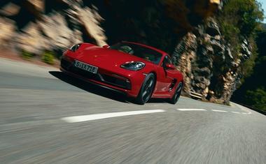 Porschejev štirivaljnik (počasi) odhaja v pokoj