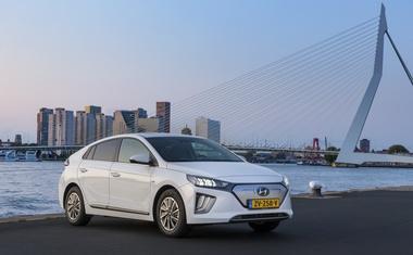 Najčistejši avto v letu 2019 je Hyundai Ioniq