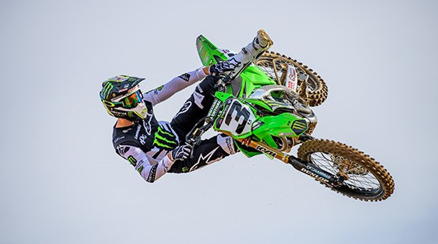 Monster Energy Supercross: nova dirka, nov zmagovalec (video) (foto: Kawasaki)
