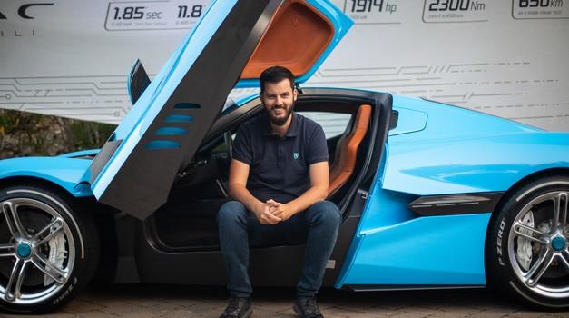 Rimac: 'Želimo postati glavni dobavitelj avtomobilskih komponent' (foto: Rimac)